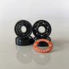 Kingsk8 Black Skateboard Bearings 608RS