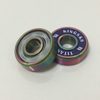 Kingsk8 Colorful Titanium Coating Skateboard Bearings
