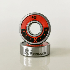 Kingsk8™ King of Hearts Swiss Skateboard Bearings