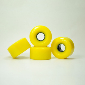 Kingsk8 Yellow Skateboard Wheels 5832